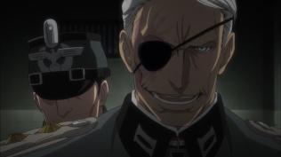 Une petite bromance avec un officier S.S.,