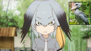 Hashibirokou, le personnage fétiche d'une grande partie des fans de la série, qui a eu le droit à genre dix lignes maximum dans toute la série pour l'instant. Sa version IRL est un peu moins sexy, avouons-le.