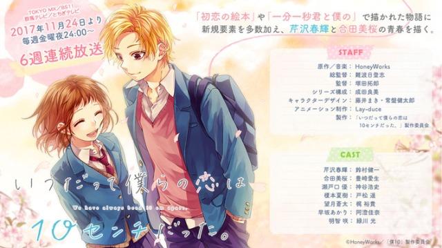 itsudatte_bokura_no_koi_wa_10cm_datta-kv