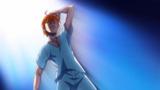 Junichi forme parfaite est doublé par Shou Hayami, j'adore.