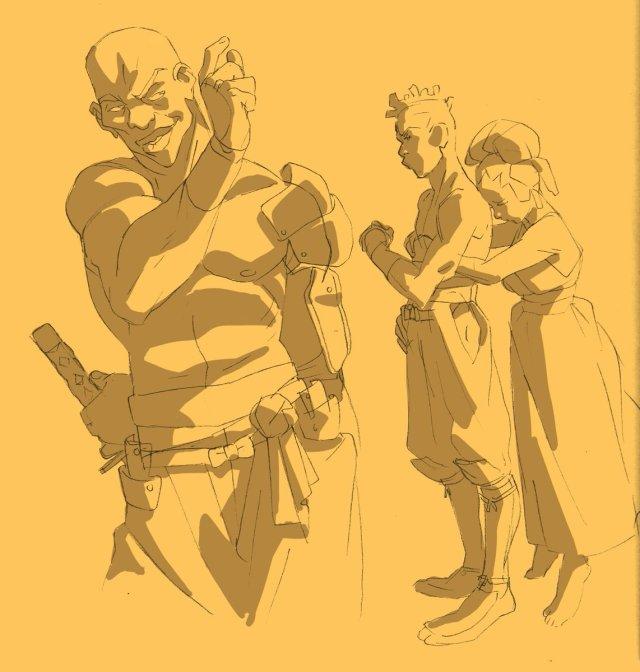 yasuke-sketch